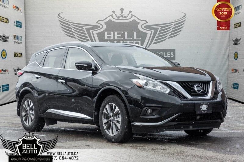 2015 Nissan Murano Platinum, AWD, NAVI, BACK-UP CAM, PANO ROOF, LEATHER