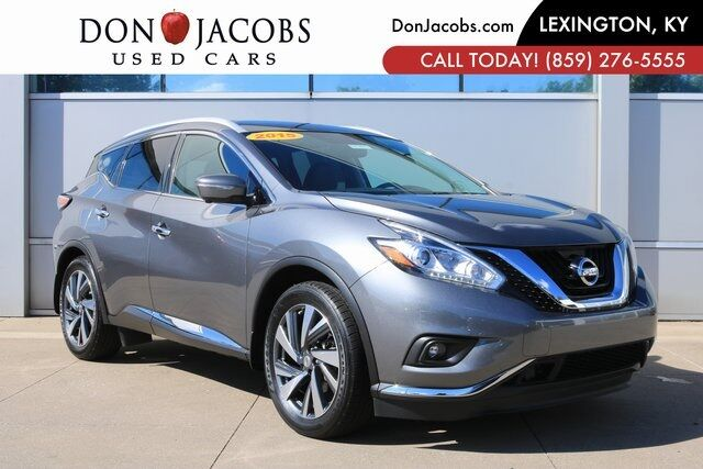 2015 Nissan Murano Platinum Lexington KY