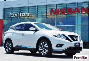 2015_Nissan_Murano_Platinum ONE OWNER - CLEAN CAR FAX - FULLY LOADED_ Ardmore OK