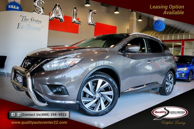 2015 Nissan Murano Platinum Springfield NJ