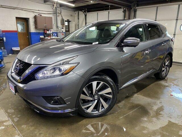 2015 Nissan Murano Platinum Worcester MA