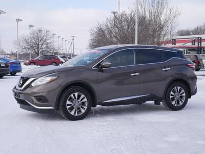 2015_Nissan_Murano_S_ Inver Grove Heights MN