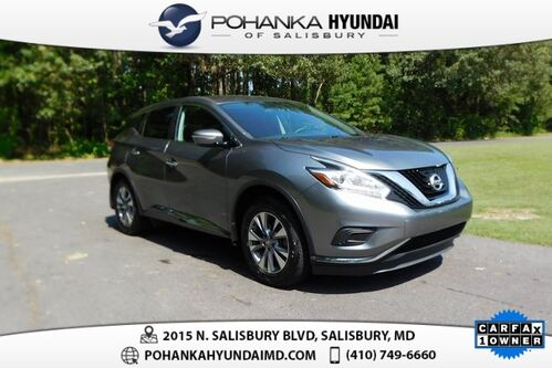 2015_Nissan_Murano_S **ONE OWNER**NAVIGATION**_ Salisbury MD