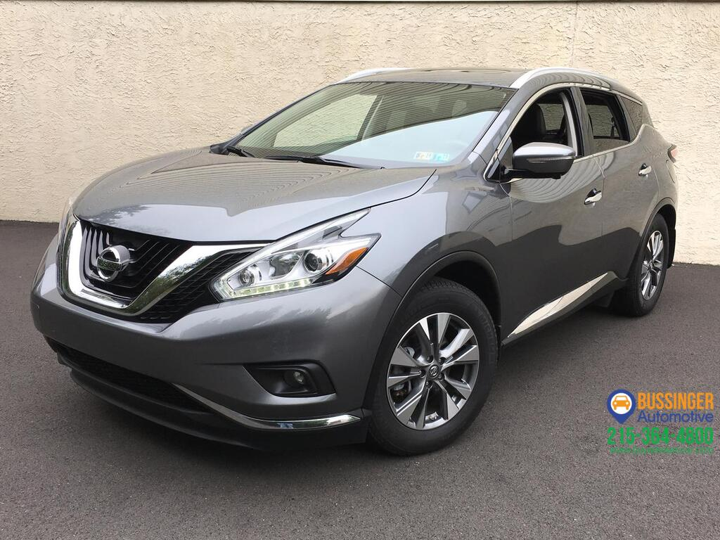 2015 Nissan Murano SL - All Wheel Drive w/ Navigation Feasterville PA