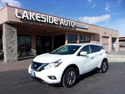 2015_Nissan_Murano_SL AWD_ Colorado Springs CO