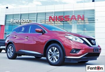 2015_Nissan_Murano_SL CERTIFIED PRE-OWNED - LEATHER - NAV - ONE OWNER_ Ardmore OK