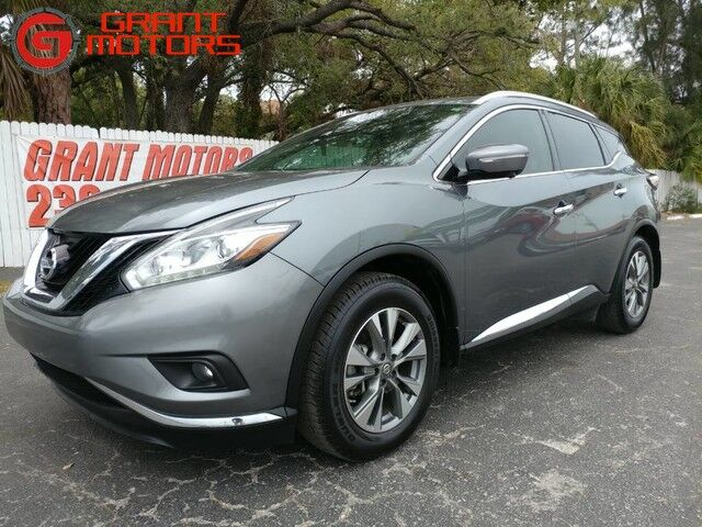 2015_Nissan_Murano_SL_ Fort Myers FL