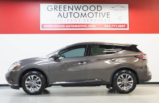 2015 Nissan Murano SL Greenwood Village CO