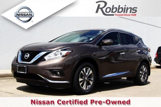 2015 Nissan Murano SL Houston TX