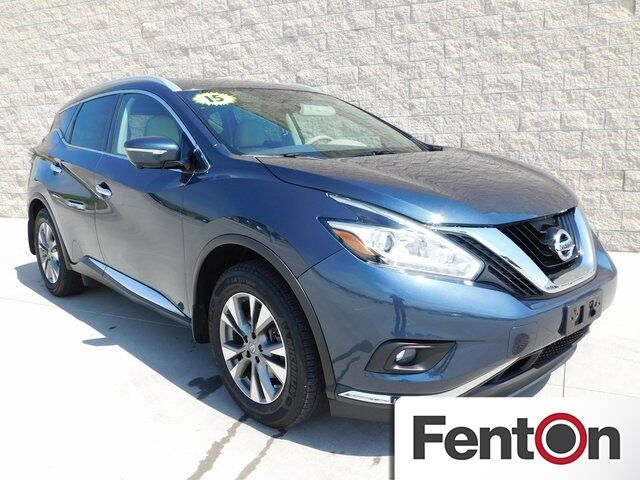 2015 Nissan Murano SL NAV & PANORAMIC ROOF! Kansas City MO