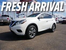 2015_Nissan_Murano_SV_ Mission TX