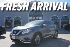2015_Nissan_Murano_SV_ Mission TX