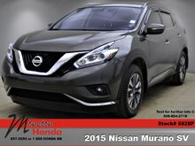 2015_Nissan_Murano_SV_ Moncton NB