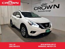 2015_Nissan_Murano_SV/no damage records/one owner/HEATED steering wheel/low kms/panoramic sunroof_ Winnipeg MB