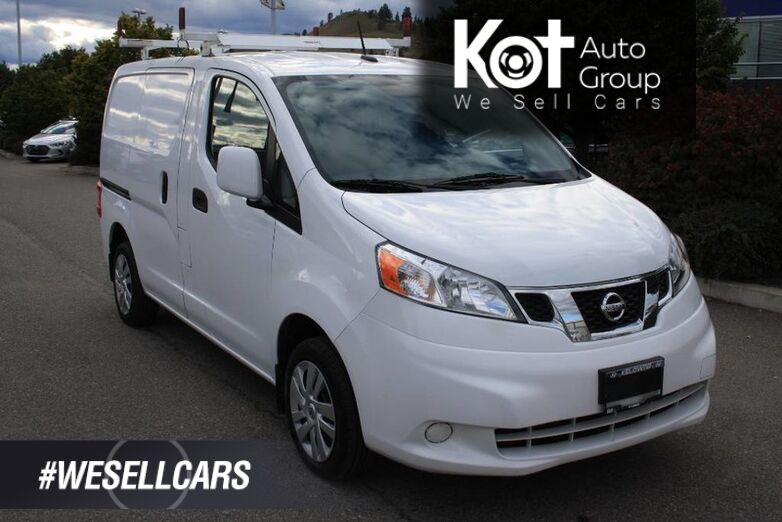 2015 Nissan NV200 SV, No Accidents Penticton BC