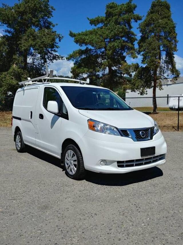 2015 Nissan NV200 SV No accident Penticton BC