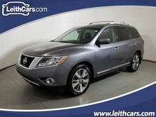 2015_Nissan_Pathfinder_2WD 4dr Platinum_ Cary NC