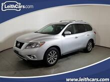 2015_Nissan_Pathfinder_2WD 4dr SV_ Cary NC