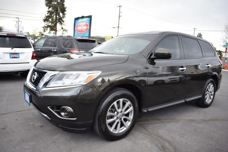 2015 Nissan Pathfinder 4WD 4dr S Bend OR