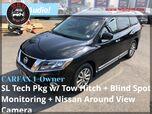 2015 Nissan Pathfinder 4WD SL w/ Tech Package