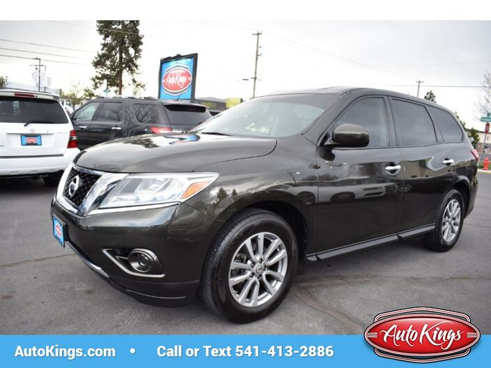 2015 Nissan Pathfinder FWD S Bend OR
