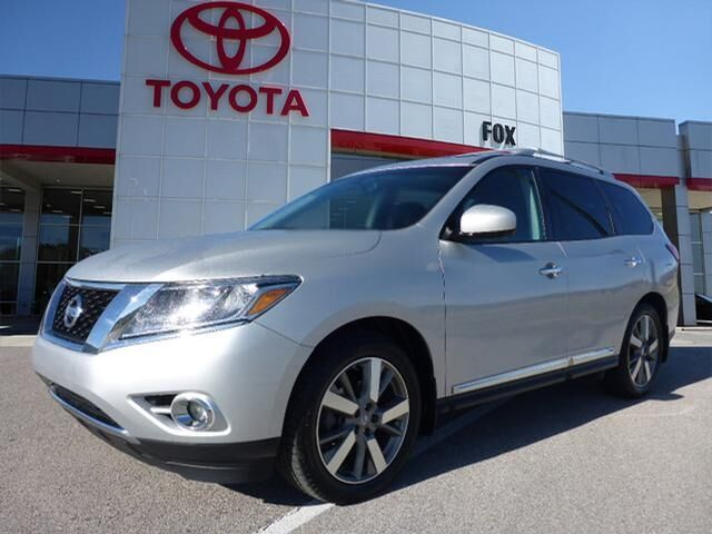 2015 Nissan Pathfinder Platinum Clinton TN