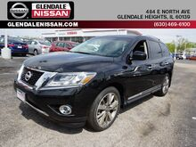 2015_Nissan_Pathfinder_Platinum_ Glendale Heights IL