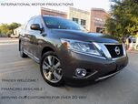 2015 Nissan Pathfinder Platinum **ONE OWNER**