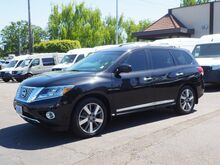 2015_Nissan_Pathfinder_Platinum_ Salem OR