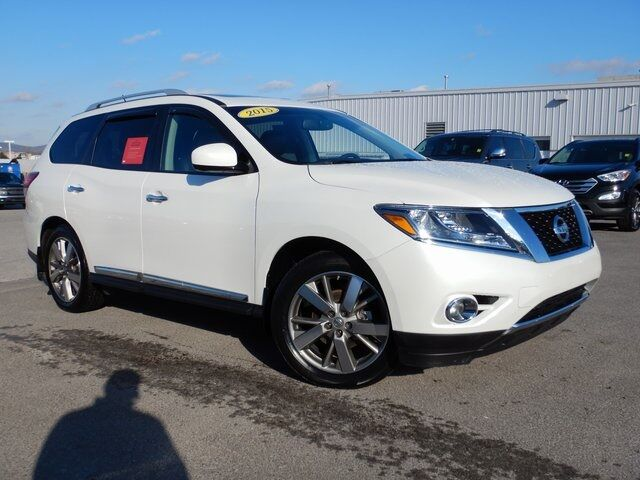 2015 Nissan Pathfinder Platinum Shelbyville TN