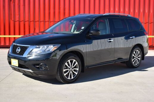 2015 Nissan Pathfinder S 2WD Houston TX