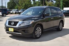 2015_Nissan_Pathfinder_S 4WD_ Houston TX