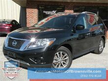 2015_Nissan_Pathfinder_S_ Brownsville TN