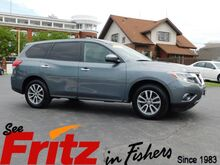 2015_Nissan_Pathfinder_S_ Fishers IN