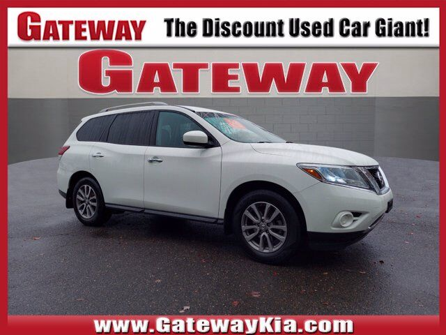 2015 Nissan Pathfinder S North Brunswick NJ
