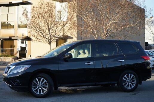 2015_Nissan_Pathfinder_S_ San Rafael CA