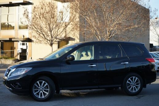 2015 Nissan Pathfinder S San Rafael CA