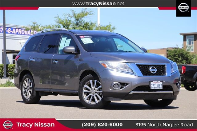 2015 Nissan Pathfinder S Tracy CA