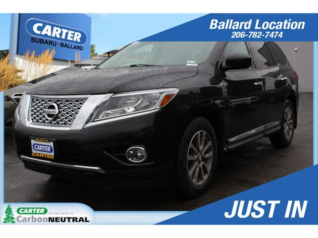 2015 Nissan Pathfinder SL 4WD Seattle WA