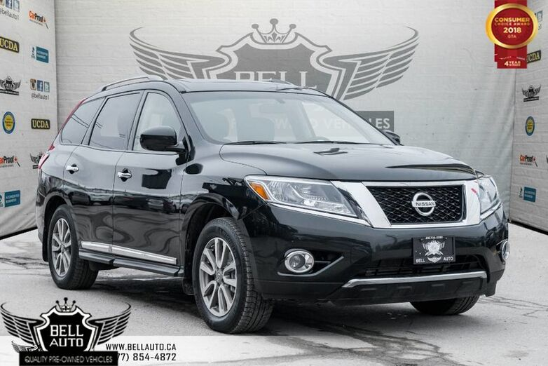 2015 Nissan Pathfinder SL, BACK-UP CAM, NAVI, LEATHER, BLUETOOTH Toronto ON