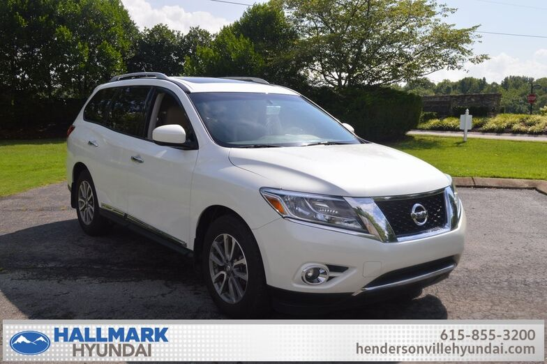 2015 Nissan Pathfinder SL Franklin TN