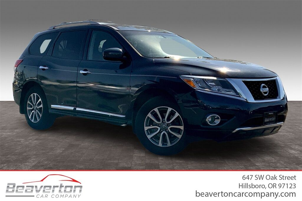 2015 Nissan Pathfinder SL OR