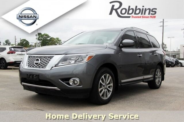 2015 Nissan Pathfinder SL Houston TX