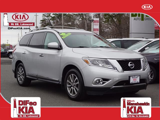 2015 Nissan Pathfinder SL Lakewood NJ