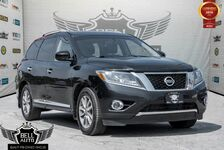2015 Nissan Pathfinder SL NAVIGATION PANO-SUNROOF LEATHER BACKUP CAMERA