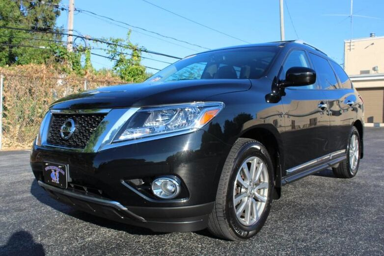 2015 Nissan Pathfinder SL New Castle DE