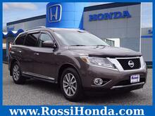2015_Nissan_Pathfinder_SL_ Vineland NJ