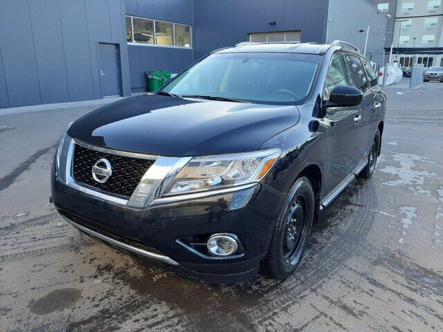 2015 Nissan Pathfinder SV | AWD | HTD SEATS | * GREAT DEAL* Calgary AB