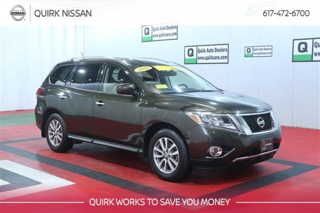 2015 Nissan Pathfinder SV Quincy MA