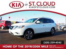 2015_Nissan_Pathfinder_SV_ St. Cloud MN